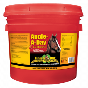 no sugar and best electrolyte apple flavored horse