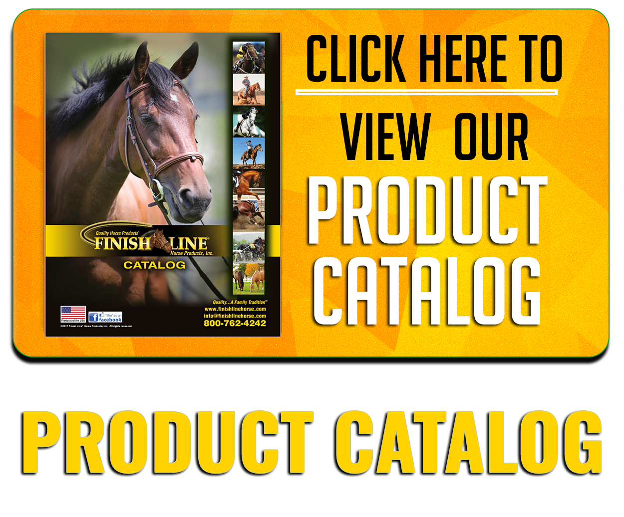 finish line horse products dealer catalog
